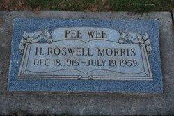 Henry Roswell Pee Wee Morris