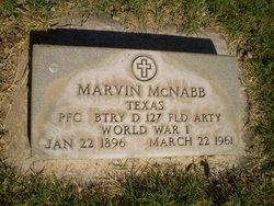 Marvin McNabb