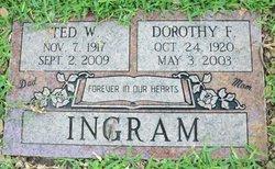 Dorothy Faye <i>Braune</i> Ingram