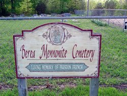 Berea Mennonite Cemetery