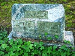 Douglas Abner Snyder