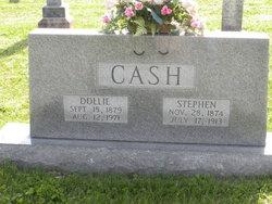 Stephen Cash