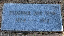 Susannah Jane Crow