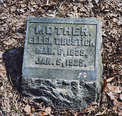 Ellen T <i>Foster</i> Bostick