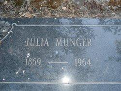 Julia Elmira <i>Robison</i> Munger