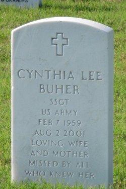 Sgt Cynthia Lee Buher