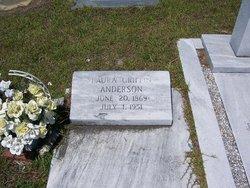 Laura Vehelia <i>Griffin</i> Anderson
