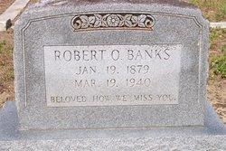 Robert O Banks