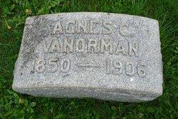 Agnes C Van Orman