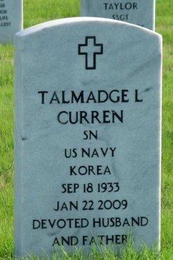 Talmadge Lee T.L. Curren