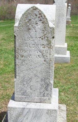 Albert C Aldrich