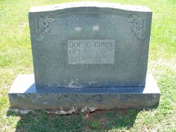Joseph C Joe Gibbs