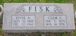 Clem Albert Fisk