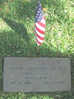 Wesley Lawrence Buchan