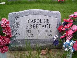 Caroline <i>Rice</i> Freetage