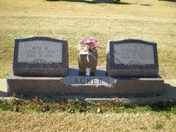 Dorothy Avis <i>Martin</i> Acker