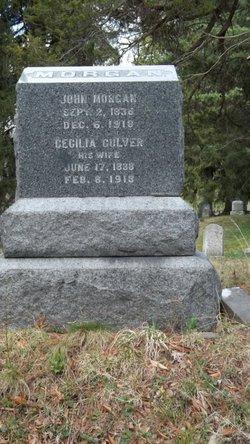 Cecilia <i>Culver</i> Morgan