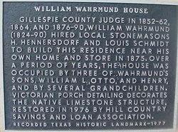 Wilhelm Daniel Ferdinand Wahrmund