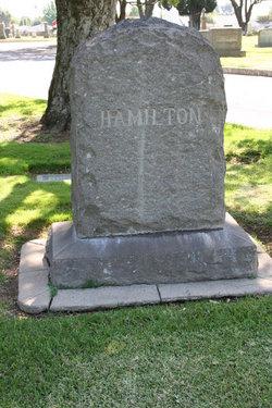 Sarah Diana <i>Ballou</i> Hamilton