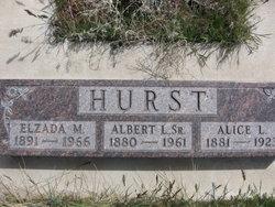 Albert Leroy Hurst