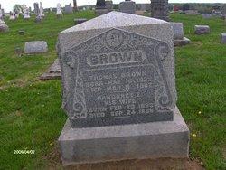 Margaret E. <i>Staley</i> Brown