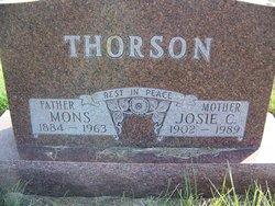 Mons Thorson