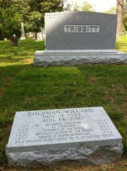 Sherman Willard Tribbitt