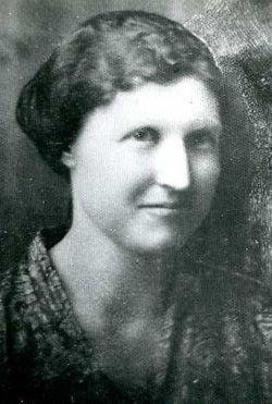 Mable Roxanna <i>Hopkins</i> Bones