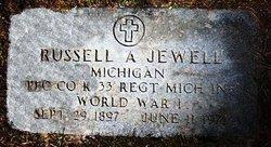 PFC Russell Arthur Jewell