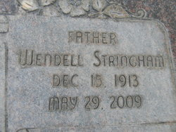 Wendell Stringham Ramsay