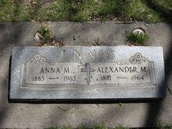Anna Margaret <i>Nicholson</i> Ennis