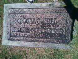 Gertude Luella Gertie <i>Snyder</i> Hill
