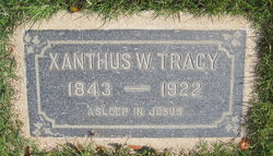 Xanthus W Tracy