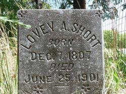 Lovey A. Short