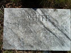 Alpha Iola White
