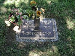 Dorothy Jane <i>Schulz</i> Cook