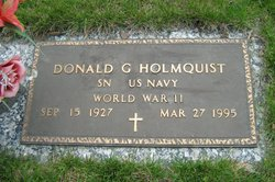 Donald G. Holmquist