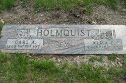 Alma Cecelia <i>Sullivan</i> Holmquist