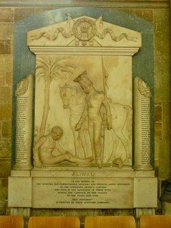 16th Queen's Lancers Memorial
