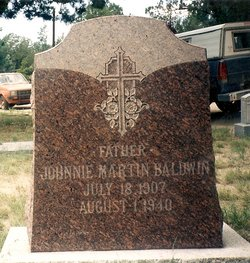 John Martin Jack Baldwin