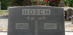 Emma Parilee Emmer <i>Hammond</i> Hosch