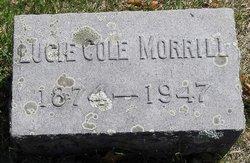 Lucie P <i>Cole</i> Morrill