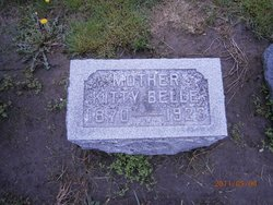 Catherine Kitty Belle <i>Wright</i> Fitzgerald