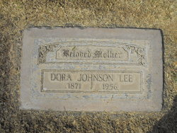 Dora <i>Lee</i> Johnson