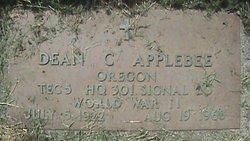 Dean C. Applebee
