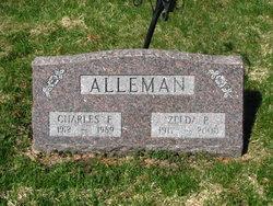 Charles F Alleman