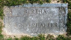 Bertha Winterhalter