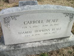Idamae <i>Hopkins</i> Beale