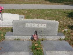 James Edwin Thomas, Sr