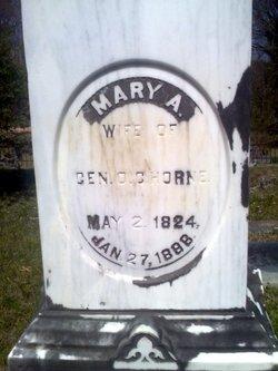 Mary A. Horne